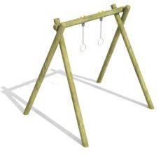 Įrenginys su žiedais akrobatikos pratimams Nr:051