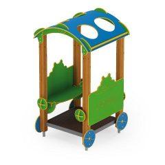 Žalias vagonas