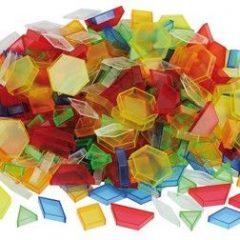 Skaidrios 3D geometrinės formos