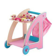 Arbatos vežimėlis
