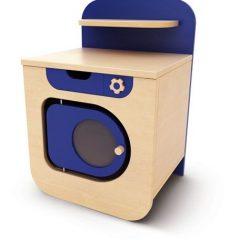 Medinė skalbimo mašina