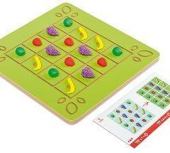 Stalo žaidimas – vaisiai