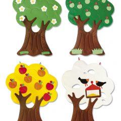 """Aplikacija """"Sezoniškas medis"""""""
