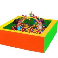 Kamuoliukų baseinas 1,5 x 1,5 m