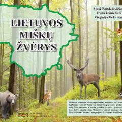 """Mokomieji plakatai """"Lietuvos miškų žvėrys"""""""