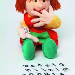 Logopedinė lėlė  mokytis kalbėti