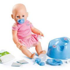 Kūdikis su aksesuarais