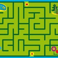 "Kilimas ""Labirintas"""