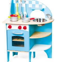 Mėlyna virtuvėlė