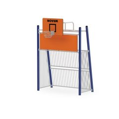 Metalinis krepšinio stovas su sienele Nr.: ZQ011