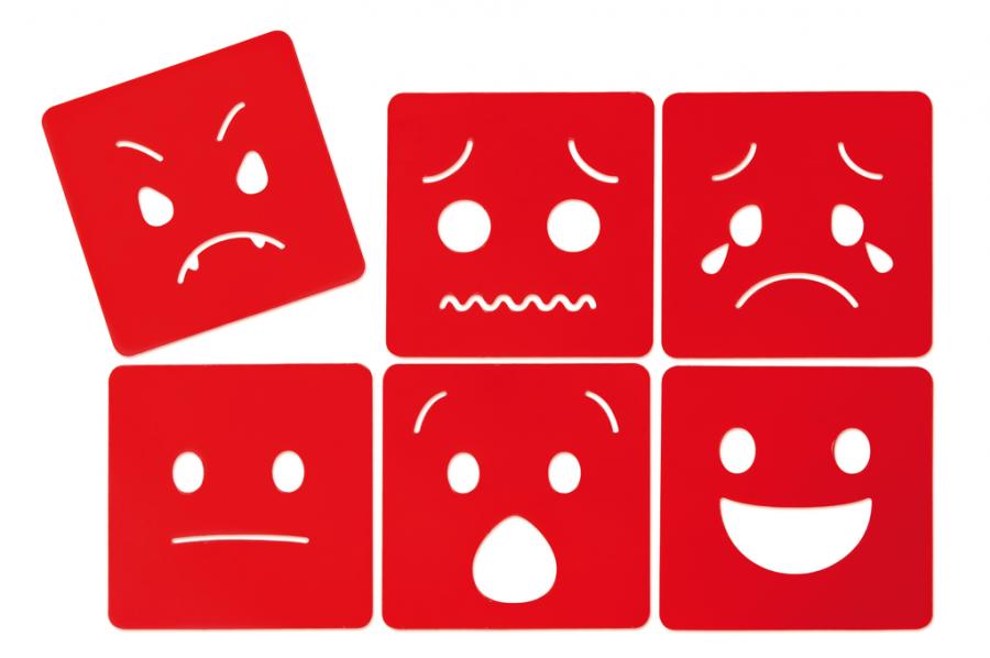Emocijų trafaretai