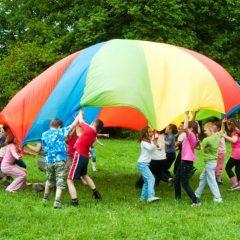 Parašiutas ø 3,5 m.