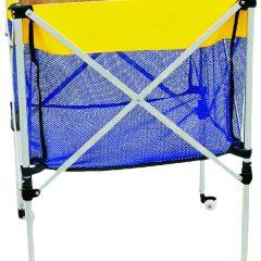 Mini vežimėlis kamuoliams