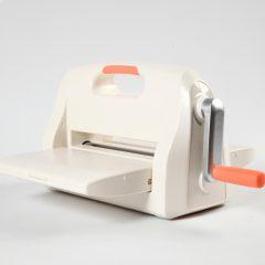 Trafaretų iškirpimo ir faktūros įspaudimo  mašina A4