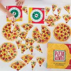 """Matematinis žaidimas """"Pica"""""""