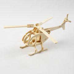 """IŠPARDUOTA-3D dėlionė """"Sraigtasparnis"""""""