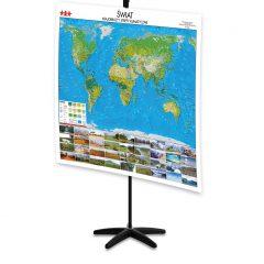 Žemėlapių stovas
