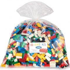 Q-Bricks kaladėlių rinkinys – Vaikų darželis, 1000 vnt.