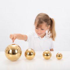 Auksiniai pojūčių rutuliai