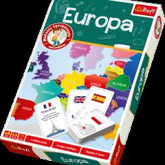 """Trefl Mokomasis žaidimas """"Europa"""""""