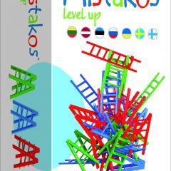 TREFL Žaidimas Mistakos su kopėčiomis