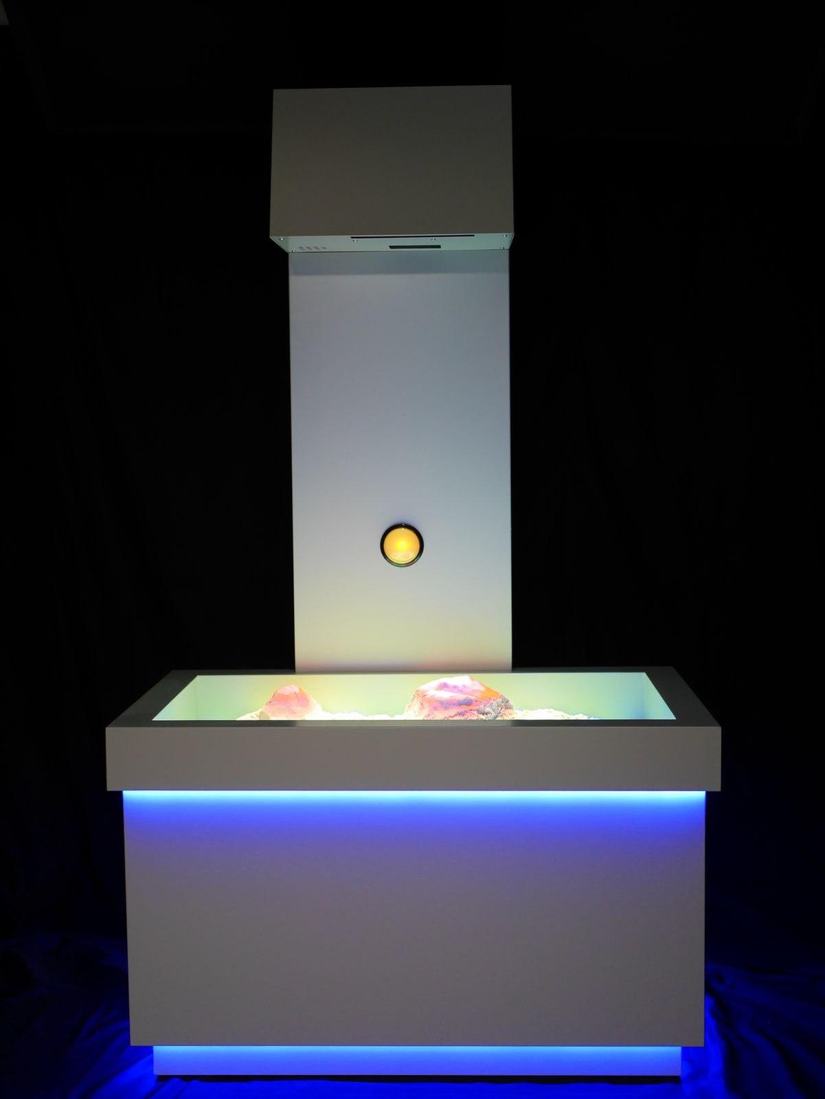 Interaktyvi smėlio dėžė MIDI