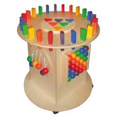 Mobilus žaidimų bokštas