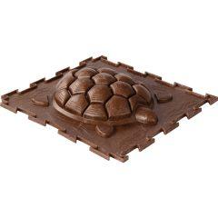 Sensorinis pėdų takelis-šokoladinis