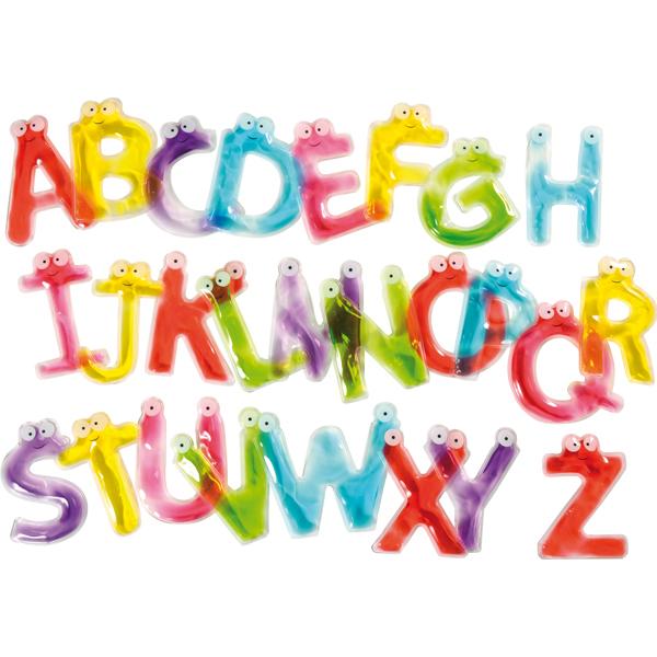 Abėcėlė – raidės, kviečiančios mokytis