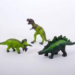 Minkštų dinozaurų rinkinys