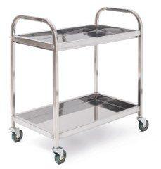 Metalinis eksperimentų vežimėlis