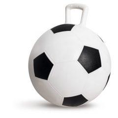 Šokinėjimo kamuolys – futbolas