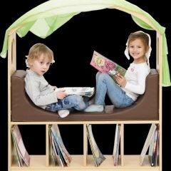Skaitymo sofa – kabinetas