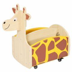 Mobili knygų lentyna  Žirafa