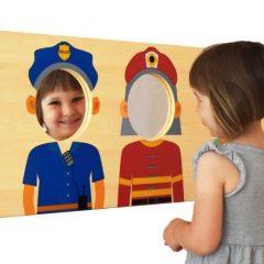 Sieniniai veidrodžiai – tema Profesijos