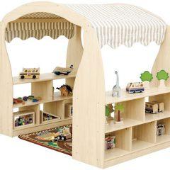 Namelis  – žaidimų kamabarys