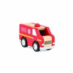 Medinis gaisrininkų automobilis