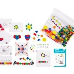 Ankstyvoji matematika – geometrija ir problemų sprendimai, 2 lygis