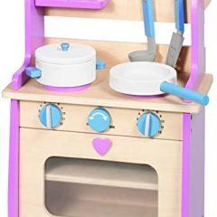 Virtuvėlė su priedais