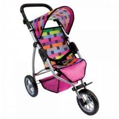 Sportinis lėlių vežimėlis