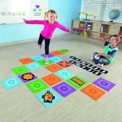 Kodavimo žaidimas – kilimėliai
